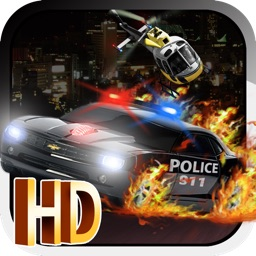 PD Nitro HD - Best Top Free Police Chase Car Race Prison Escape Game