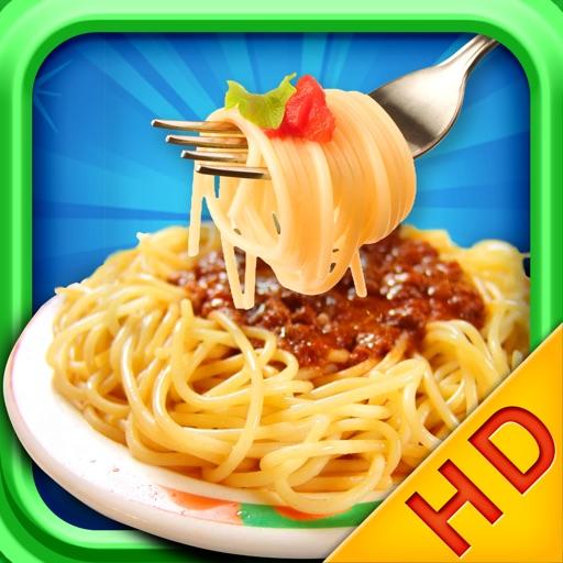 Make Pasta - Cooking games HD icon