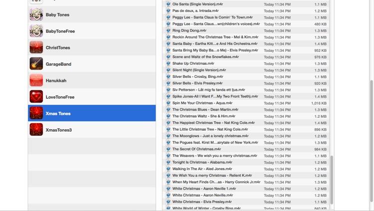 Best Christmas Sounds and Ringtones, High Quality Professional Ringtones! screenshot-4