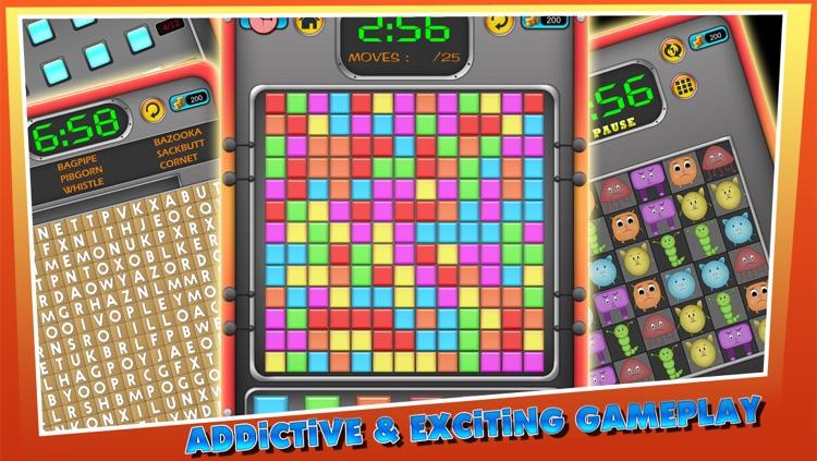 Puzzle Rush: 10 in 1 screenshot-4