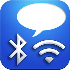 Bluetooth & Wifi Chat Mania : Wireless chat with your friends