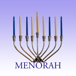 Menorah HD - Hebrew Maoz Tzur prayers and traditional songs
