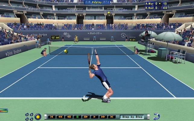 Tennis Elbow 2013 Elite Controls