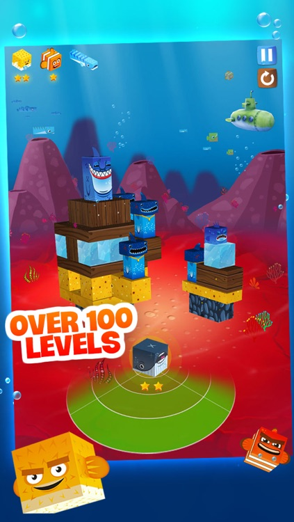 Fish Heroes screenshot-2