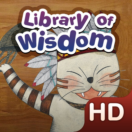 The Magic Hunting Bag HD: Children's Library of Wisdom 9 icon
