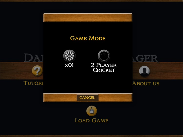 Dart Score Manager screenshot-1
