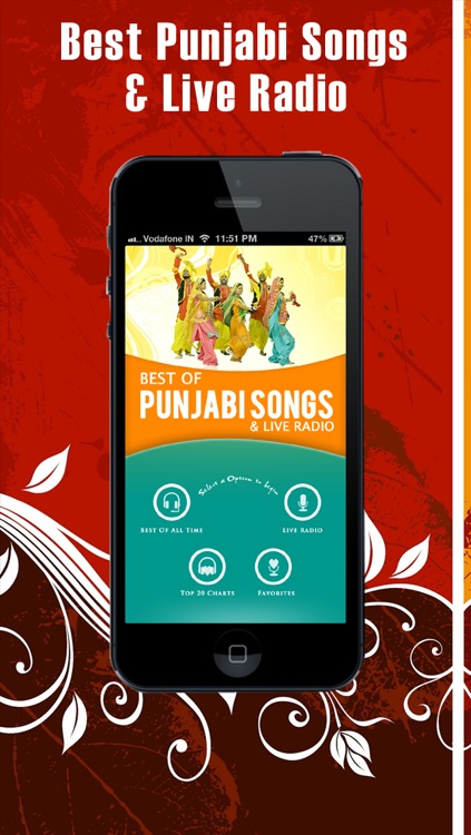 Punjabi Songs And Live Radio