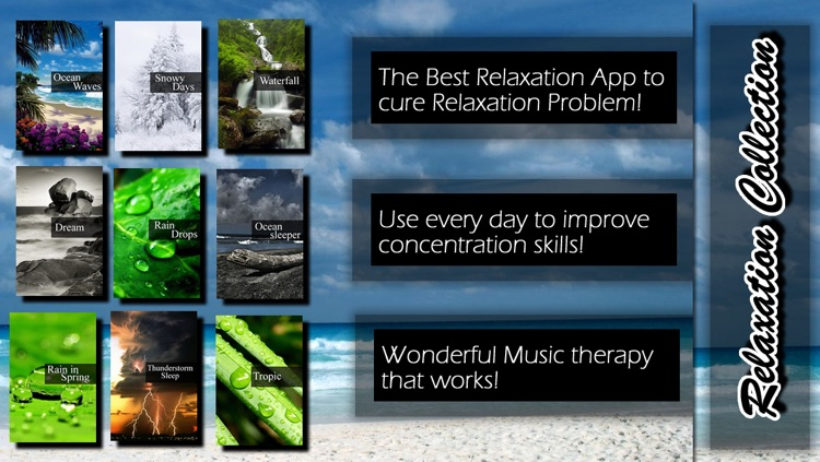 Relax Collection Pro
