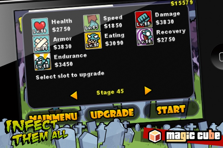 Infect Them All : Zombies Lite screenshot-4