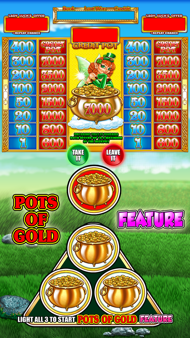 Lady Luck Double Take: UK Arcade & Pub Fruit Machine screenshot two