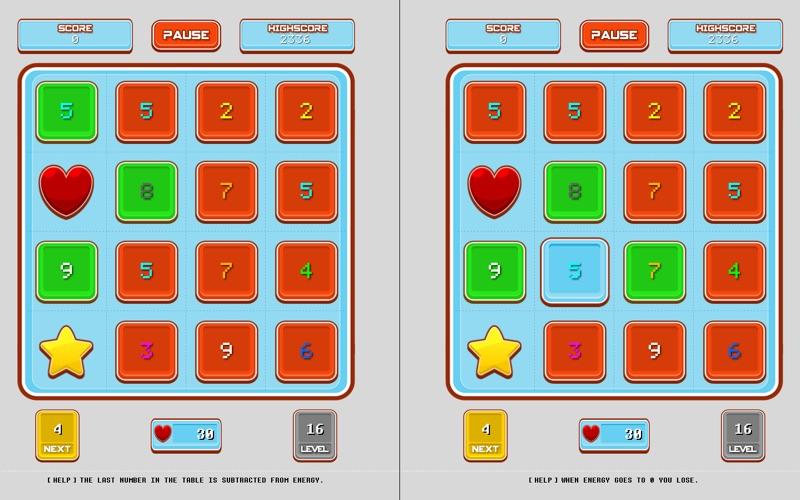Perfect Zero Puzzle screenshot 1