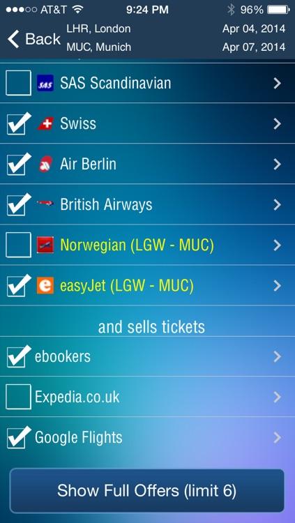 Heathrow Airport Flight Tracker screenshot-3