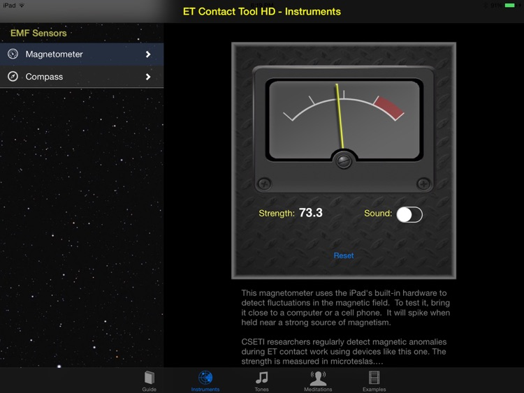 ET Contact Tool HD screenshot-2
