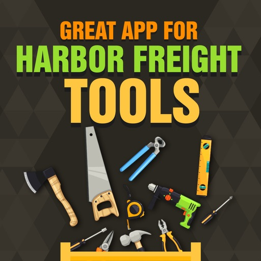 Great App for Harbor Freight Tools