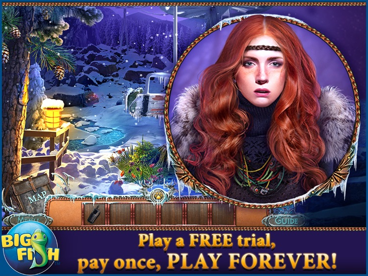 Fierce Tales: Feline Sight HD - A Hidden Objects Mystery Game screenshot-0