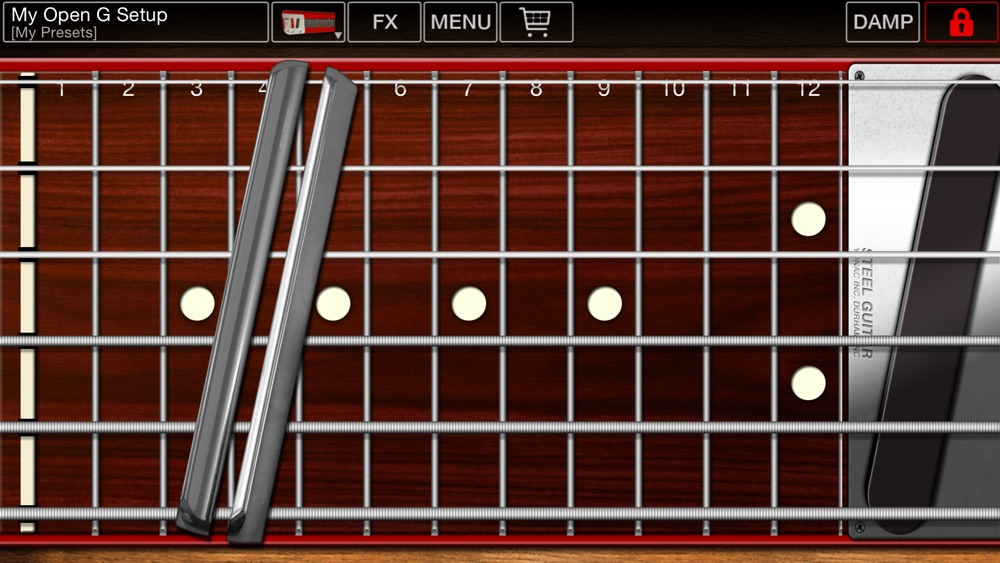 Steel Guitar Cheat Codes