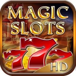 Game of Magic Slots HD