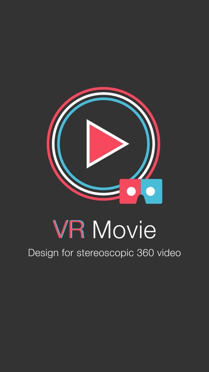 Stereoscopic 3D 360 Video Player - VR Movie