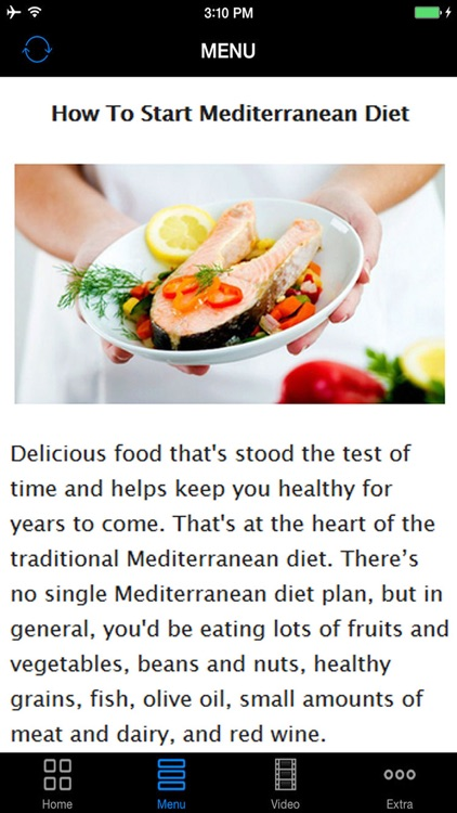 Healthy Mediterranean Diet & Recipes - Best Easy Weight Loss Diet Plan Guide & Tips For Beginners To Experts