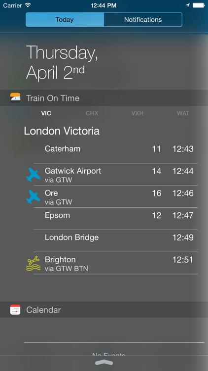 Train On Time UK screenshot-4