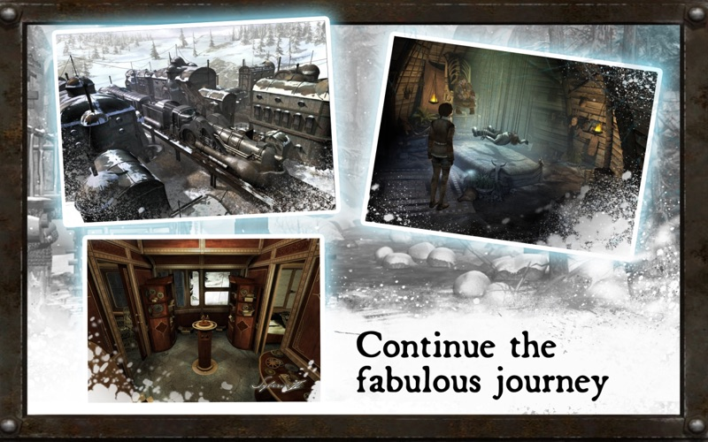 Syberia 2 screenshot 3