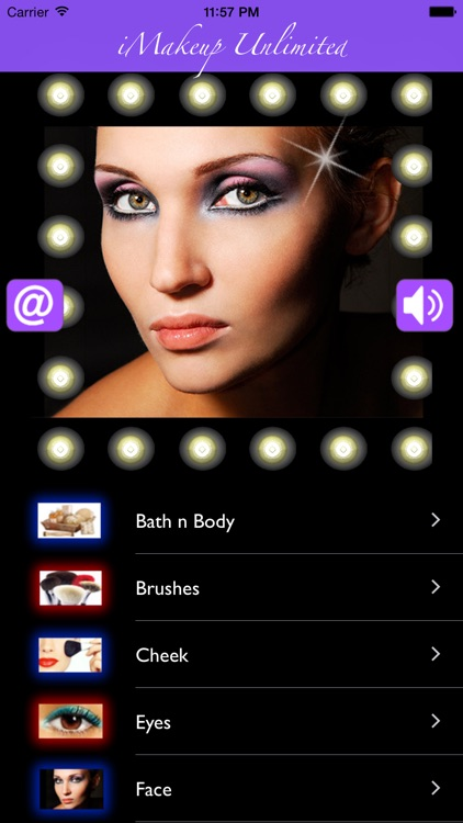 iMakeup Unlimited- Never forget every makeup brand and color you own!