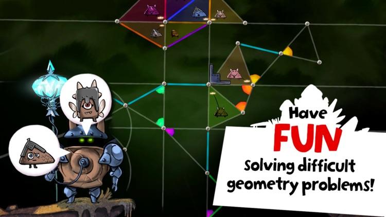 DragonBox Elements - Geometry Proofs screenshot-4