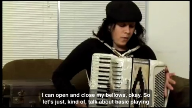 ‎Accordion For Beginners