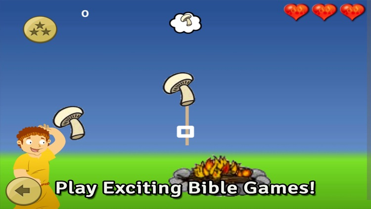 Bible Heroes: Esther and the King - Bible Story, Coloring, Singing, Puzzles and Games for Kids screenshot-4