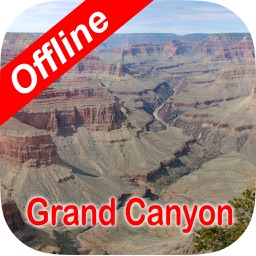 Grand Canyon National Park POI Map