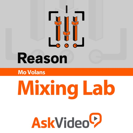 AV for Reason 8 301 - Mixing Lab