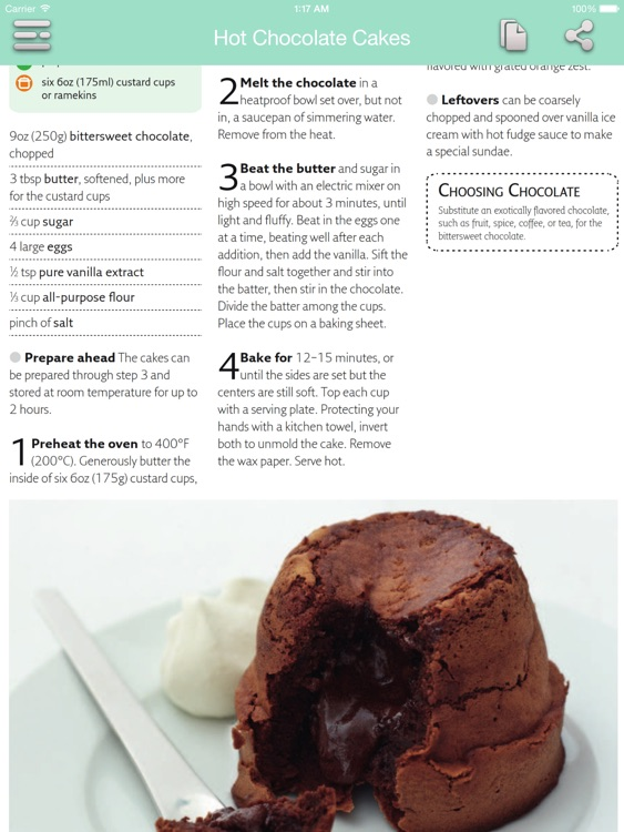 Dessert Recipes - Quick and Easy for iPad screenshot-4