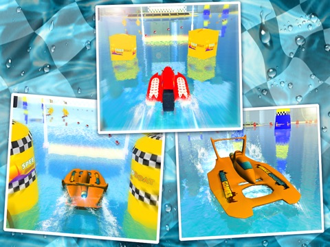 Speed Boat Sea Parking Racer-ipad-4