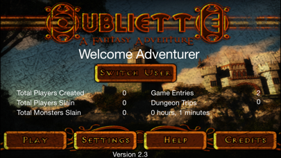 Oubliette screenshot one