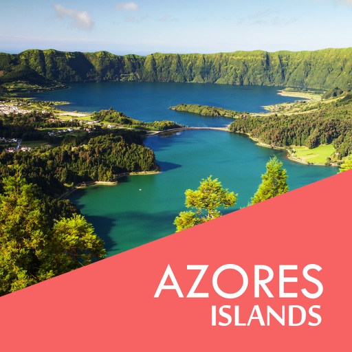 Azores Islands Offline Travel Guide icon