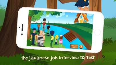 Screenshot #5 for The River Test: japanese IQ Test