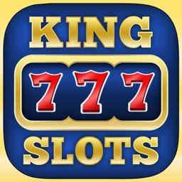 King of Slots - progressive slot machine, mega bonuses, generous payouts and offline play!