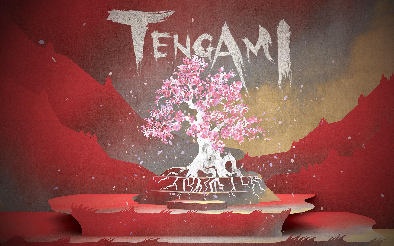 Screenshot do app Tengami