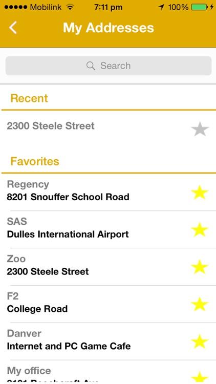 Harrisburg City Cab screenshot-3