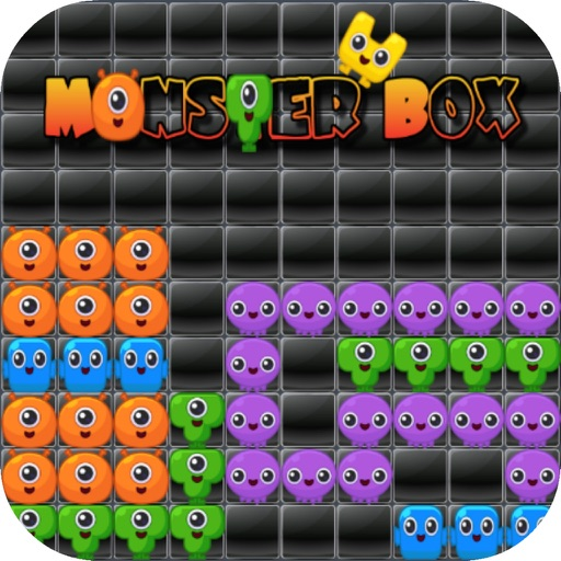 Monster Box Puzzle Game - Free