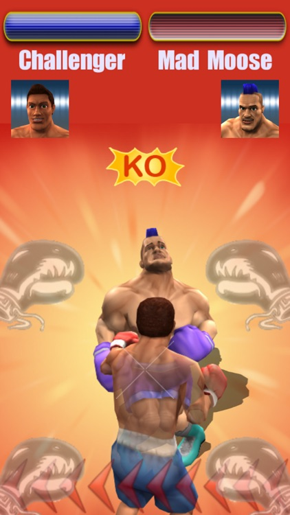 Pocket Boxing Legends screenshot-4