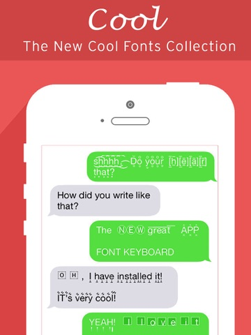 Fonts Keyboard, Art Fonts, Cool Font for Chat - Revenue