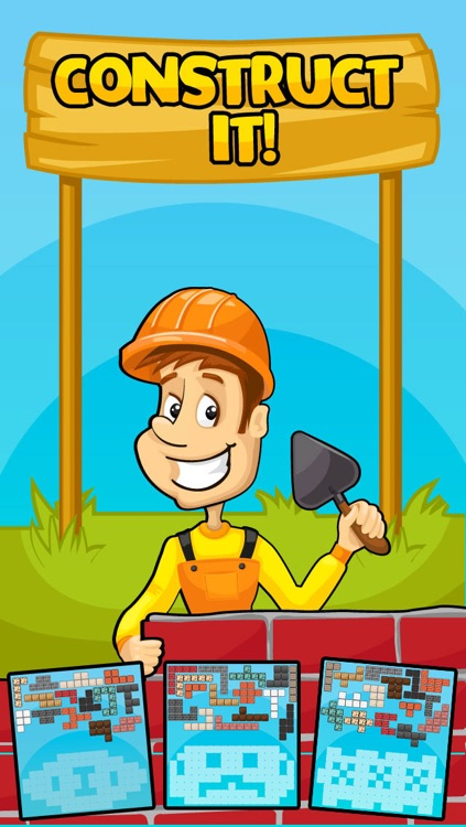 Constructor for kids and toddlers