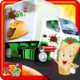Taco Truck Wash - Dirty auto car washing, cleaning & cleanup adventure game