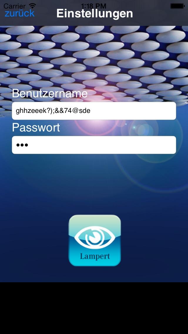 iControl2Screenshot von 4