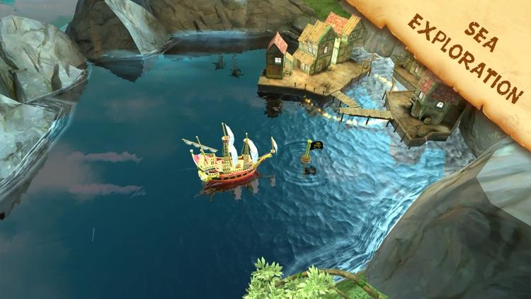 Captain Sabertooth ~ new adventures screenshot-3