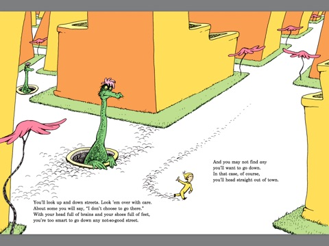 Oh The Places Youll Go By Dr Seuss On Apple Books
