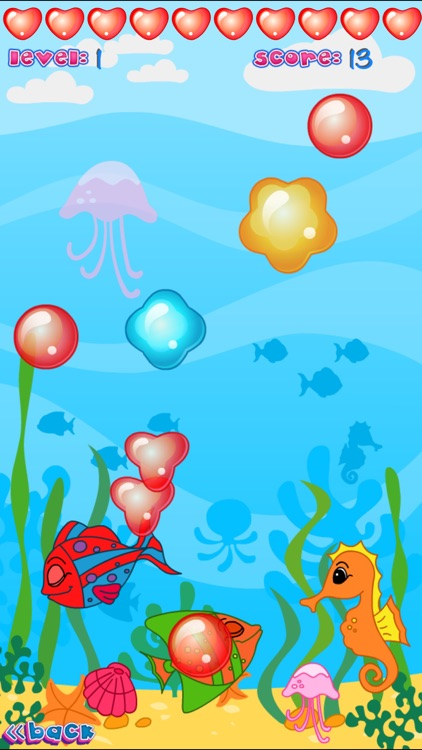 123 Kids Fun BUBBLES - Toddlers Educational Games screenshot-3