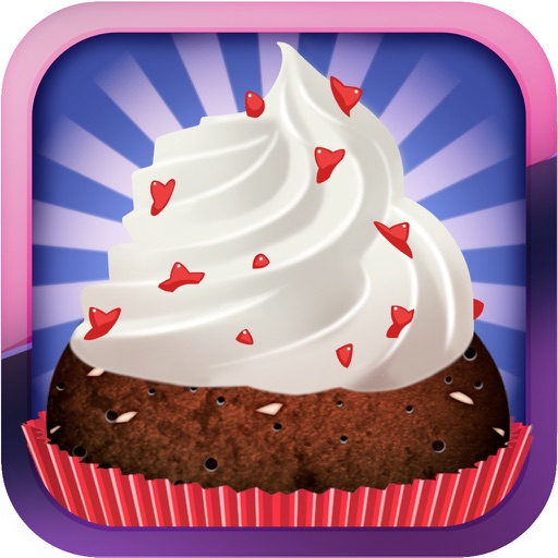 Awesome Sweet Cream Cupcake Dessert Maker