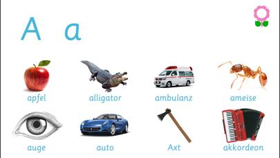 Alphabet und Wortschatz-Buch für Kinder (Wörterbuch für Kindergarten und Vorschule)-1